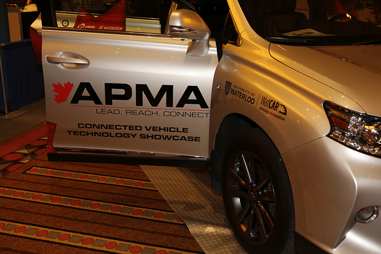APMA Connected Vehicle-2