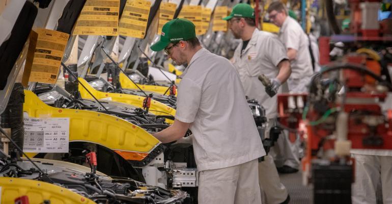 Honda of Canada manufacturing plant